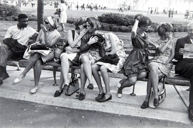 Gary Winogrand. 'World´s Fair', New York, 1964