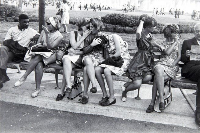 Garry Winogrand. 'World's Fair', New York, 1964