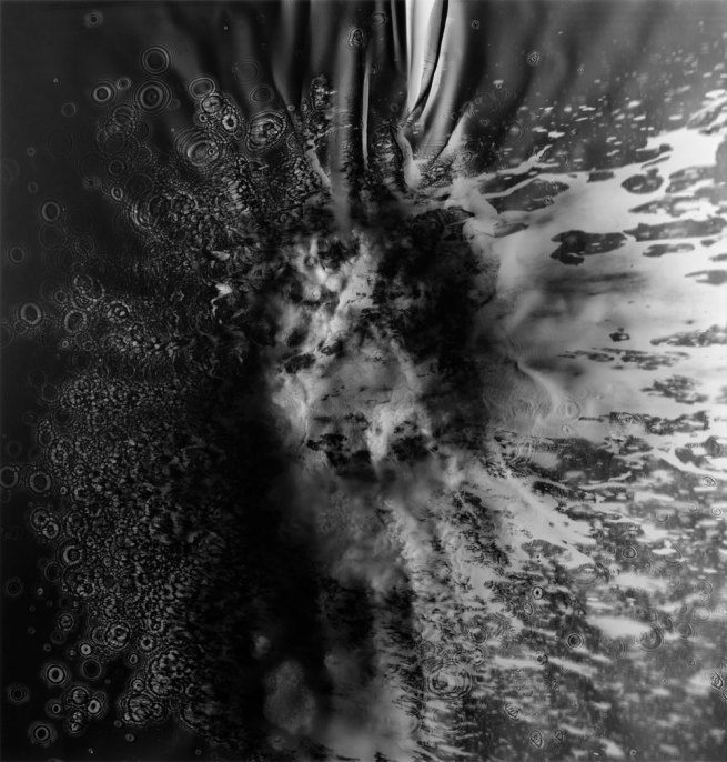 Adam Fuss. 'Untitled' 1988 Gelatin silver print photogram