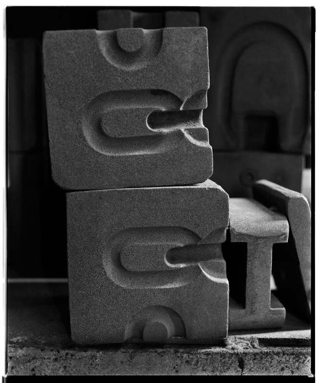 Marcus Bunyan. 'Forms III' from the 'At Newport' series, 1991