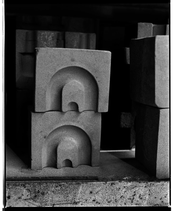 Marcus Bunyan. 'Forms IV' from the 'At Newport' series, 1991