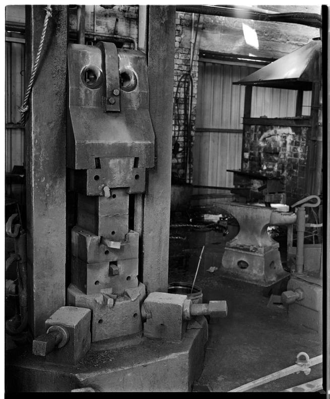 Marcus Bunyan. 'I, Robot' from the 'At Newport' series, 1991