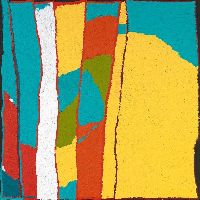 Kalaju Alma Webou (Yulparija c. 1920-2009) 'Pinkalarta' 2006