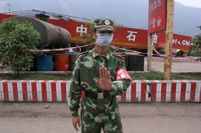 Ai Weiwei. '6/1/08, Wenchuan, China' c. 2005-2009