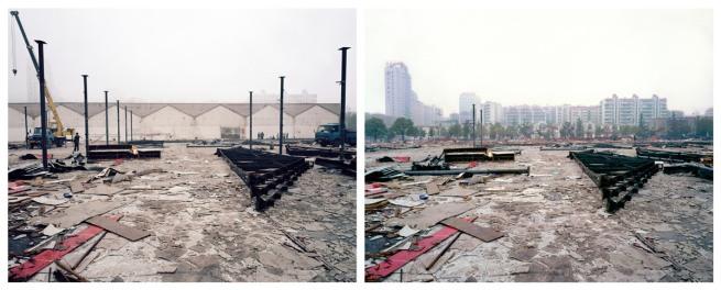 Ai Weiwei. 'Provisional Landscapes' 2002-2008