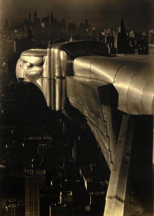 Margaret Bourke-White. 'Chrysler Building' New York City, 1930
