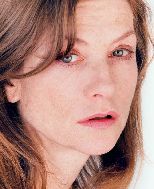 Roni Horn. 'Portrait of an Image (with Isabelle Huppert)' 2005