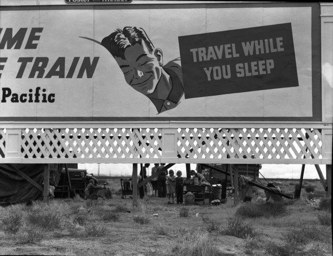 Dorothea Lange. 'Kern County California' 1938