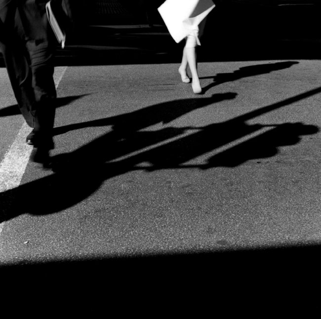 Ray K. Metzker (American, 1931-2014) 'Chicago' 1957