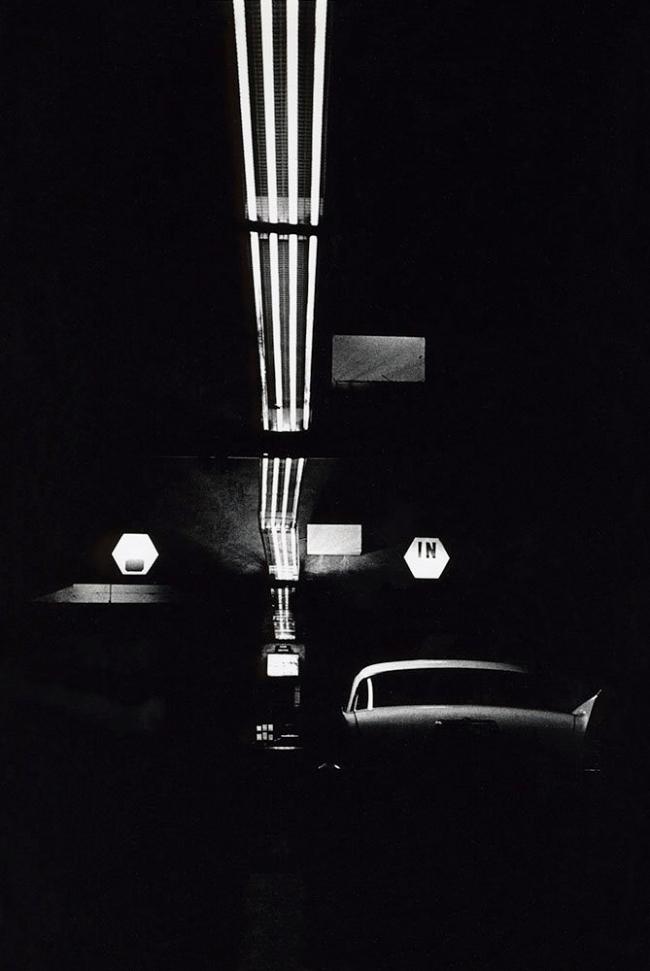 Ray K. Metzker (American 1931-2014) 'Philadelphia' 1963