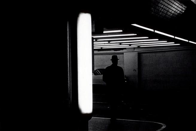 Ray K. Metzker (American 1931-2014) 'Philadelphia, 1963'