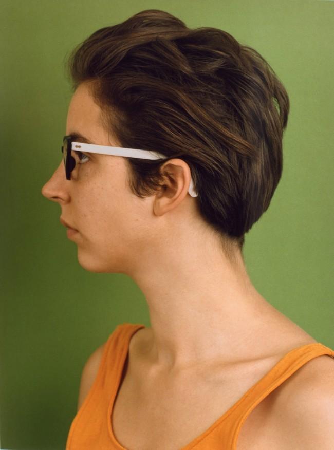 Thomas Ruff (b. 1958) 'Portrait (C. Bernhard)' 1985