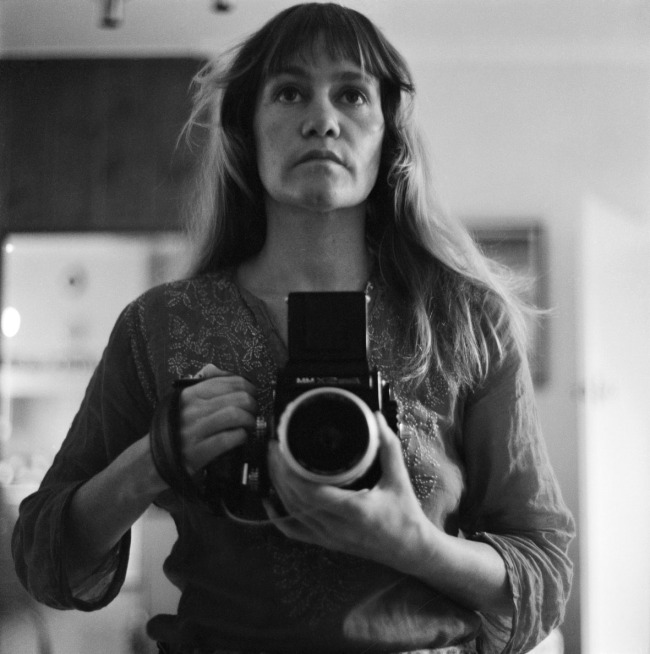 Sue Ford (1943–2009) 'Self-portrait 1974' 1974