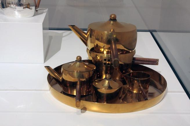 Josef Hoffmann (designer) (Austria-Hungary 1870-1956) WIENER WERKSTÄTTE Vienna (manufacturer) (Austria-Hungary 1903-32) 'Tea service' (c. 1909-1911)
