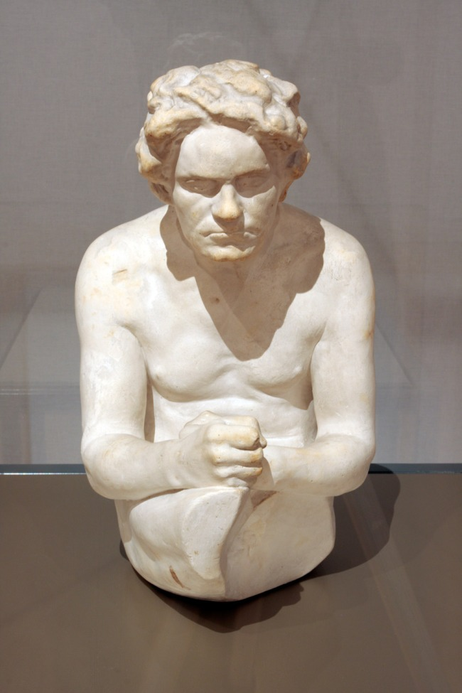 Max Klinger(German, 1857-1920) 'Beethoven' c. 1902