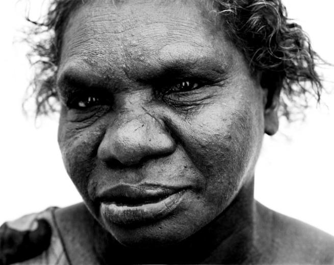 Ricky Maynard. 'Gladys, Wik elder' 2000