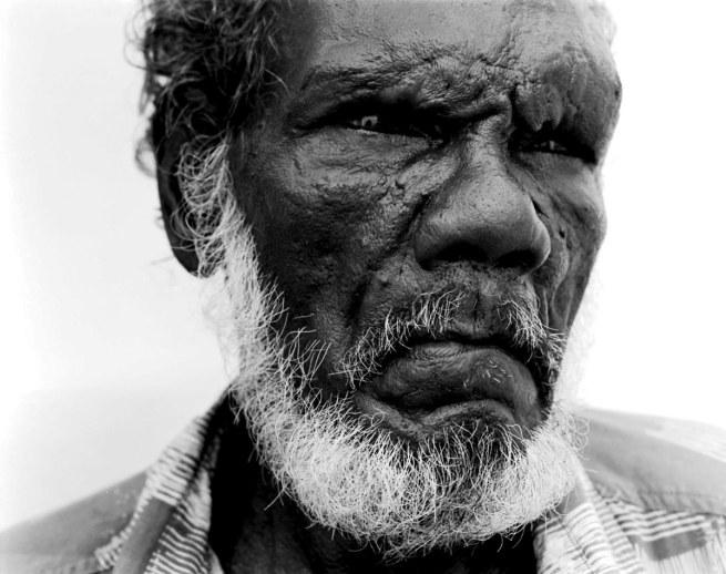 Ricky Maynard. 'Arthur, Wik elder' 2000