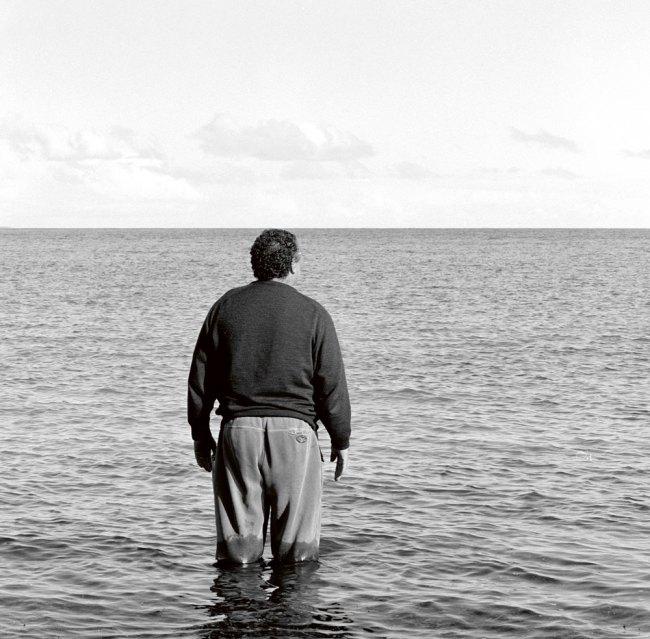 Ricky Maynard. 'Broken Heart', from 'Portrait of a Distant Land' 2005