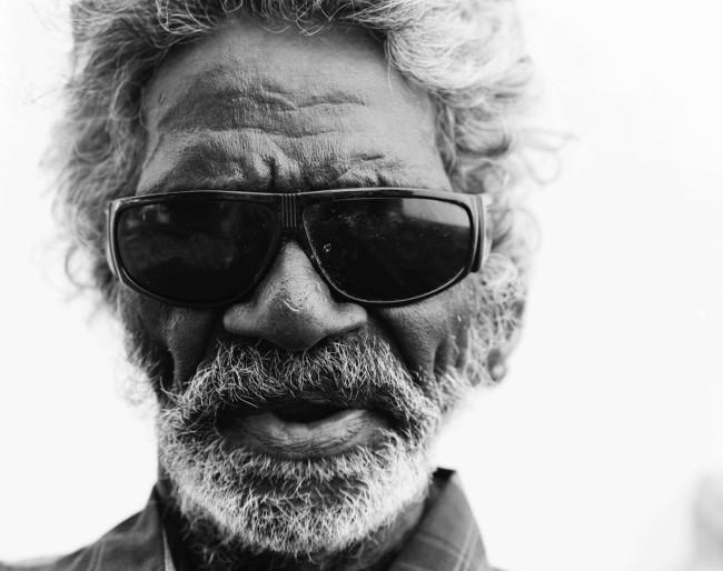Ricky Maynard. 'Bruce, Wik elder' 2000