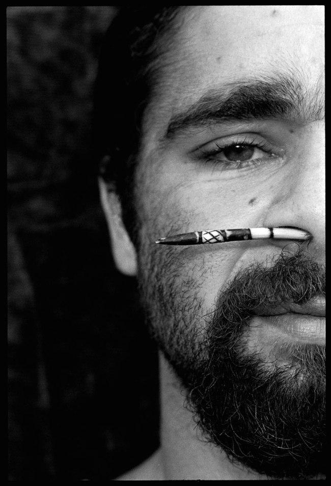 Ricky Maynard. 'Untitled' from 'Urban diary' 1997