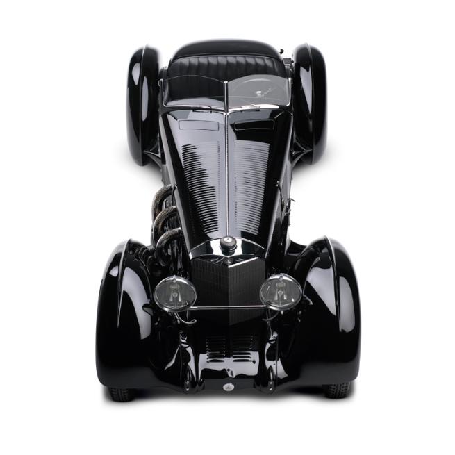 "Mercedes Benz SSK ""Count Trossi"", 1930"