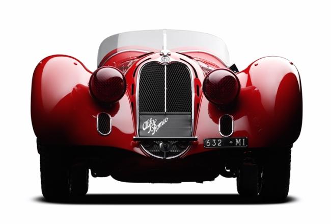 Alfa Romeo 8C 2900 Mille Miglia, 1938