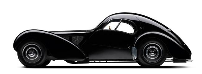 Bugatti 57 SC Atlantic, 1938