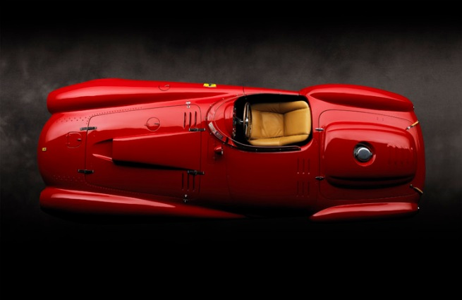 Ferrari 375 Plus, 1954