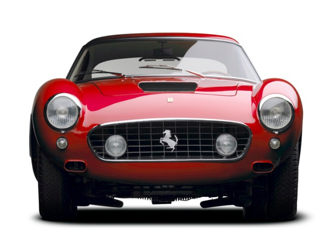 Ferrari 250 GT Berlinetta SWB, 1960