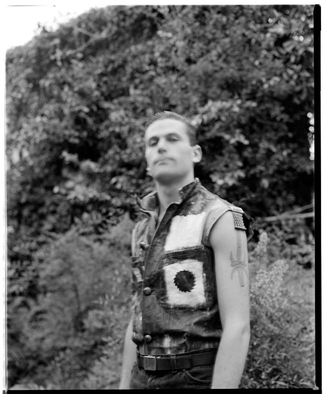 Marcus Bunyan. 'Fredrick White' 1991/2