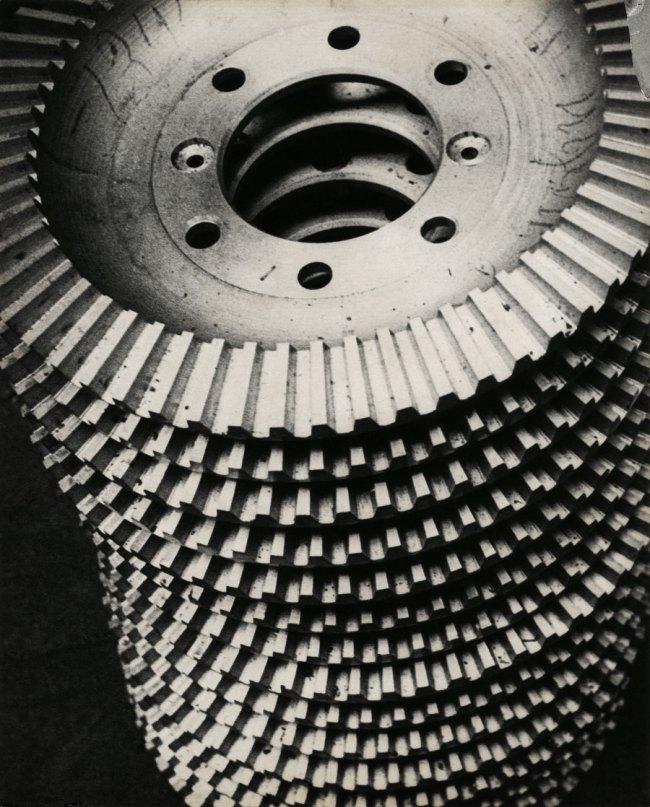 Alexander Rodchenko. 'Gears' 1929