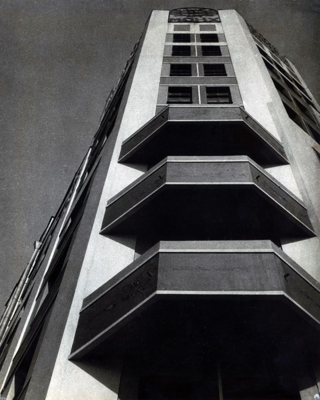Alexander Rodchenko. 'Mosselprom Building' 1926