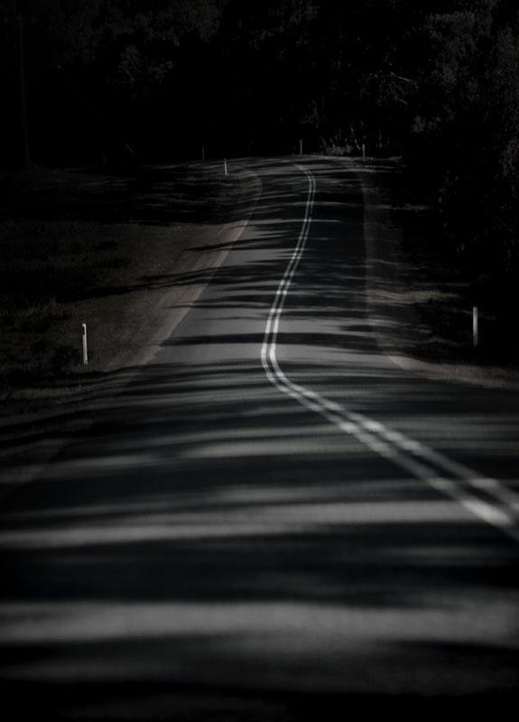 John Bodin 'Into Timeless Shadows' 2009