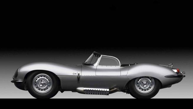 Jaguar XKSS, 1958
