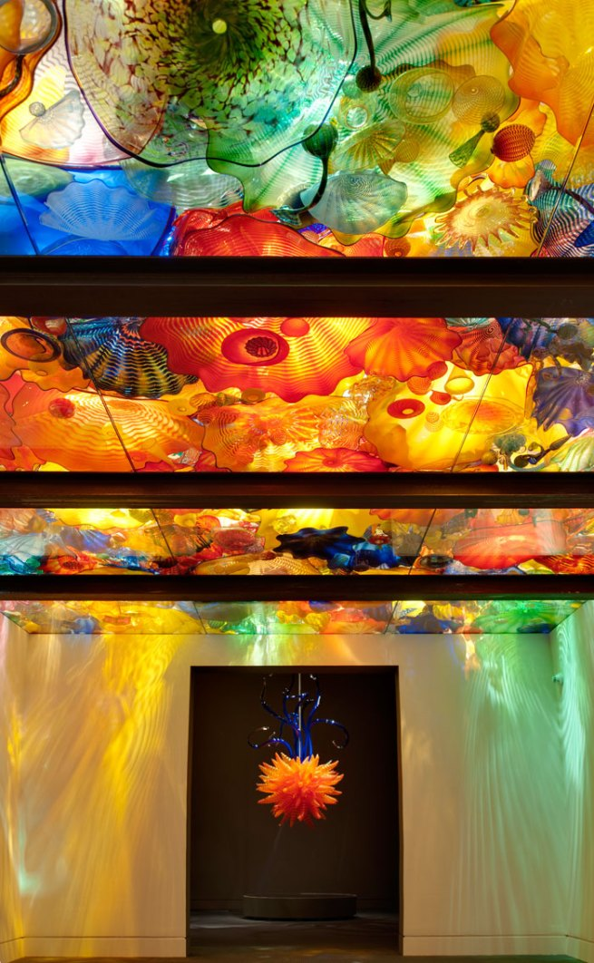 Dale Chihuly (American, born 1941) 'Persian Ceiling' 2011