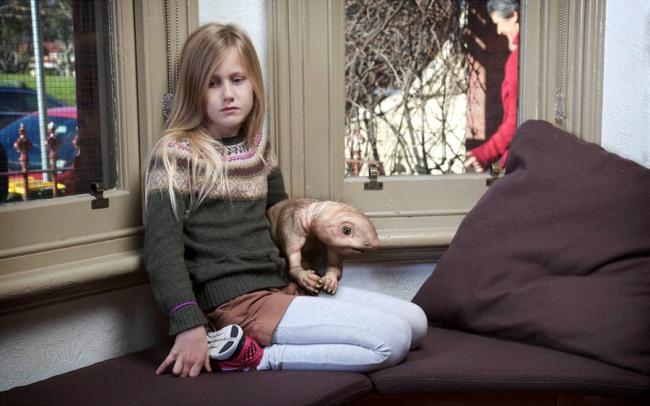 Patricia Piccinini. 'Sitting Room, 2.30pm' 2011