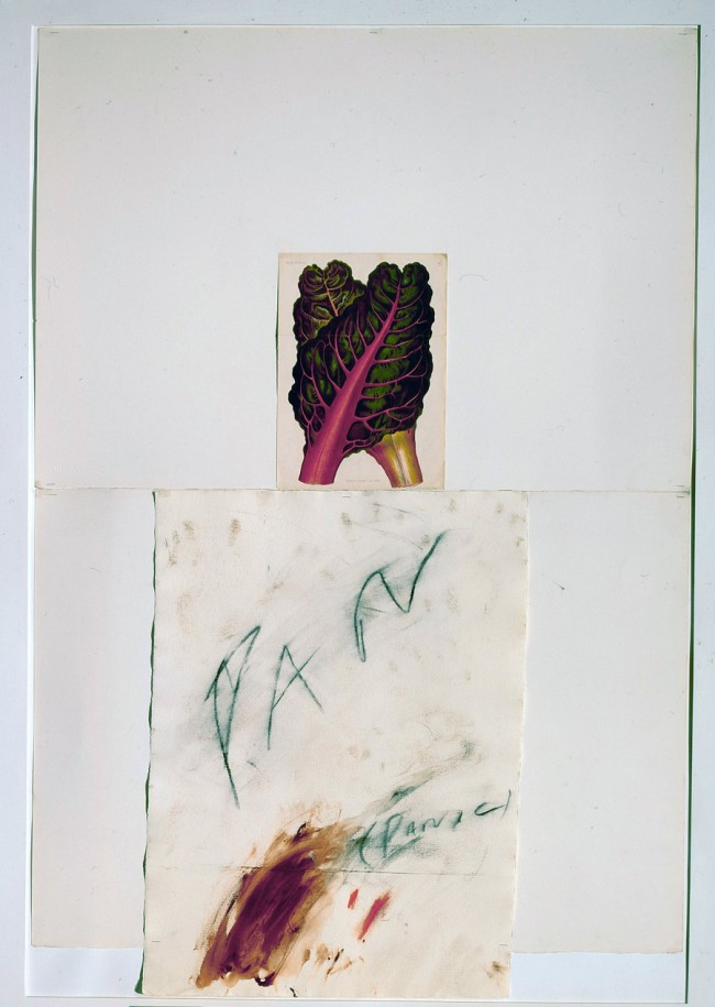 Cy Twombly. 'Pan' 1975
