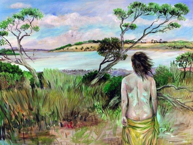 Juan Davila. 'What About my Desire?' 2009
