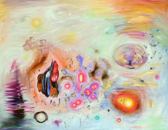 Juan Davila. 'Wilderness' 2010