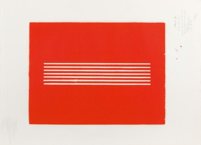 Donald Judd. 'Untitled' 1962