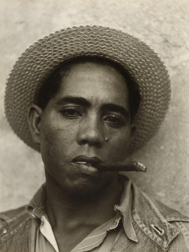 Walker Evans (American, 1903-1975) 'Stevedore' 1933