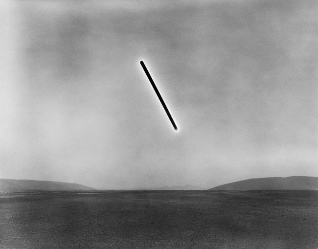 Hans-Christian Schink(German, b. 1961) '4/05/2009, 6:48 am - 7:48 am, S 24°43.399' E 015°28.310'' 2009