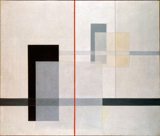 László Moholy-Nagy(1895-1946) 'K VII' 1922