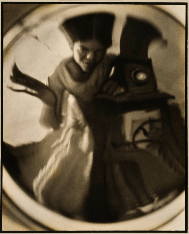Virna Haffer. 'Self Portrait' 1929