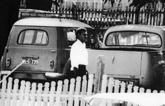 Persons Of Interest - ASIO surveillance 1949 -1980. 'Eddie Mabo, CPA district conference, Townsville, September 1965'