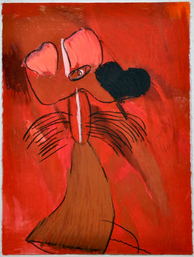 Jodie Noble. 'Not titled (red dog)' 2006
