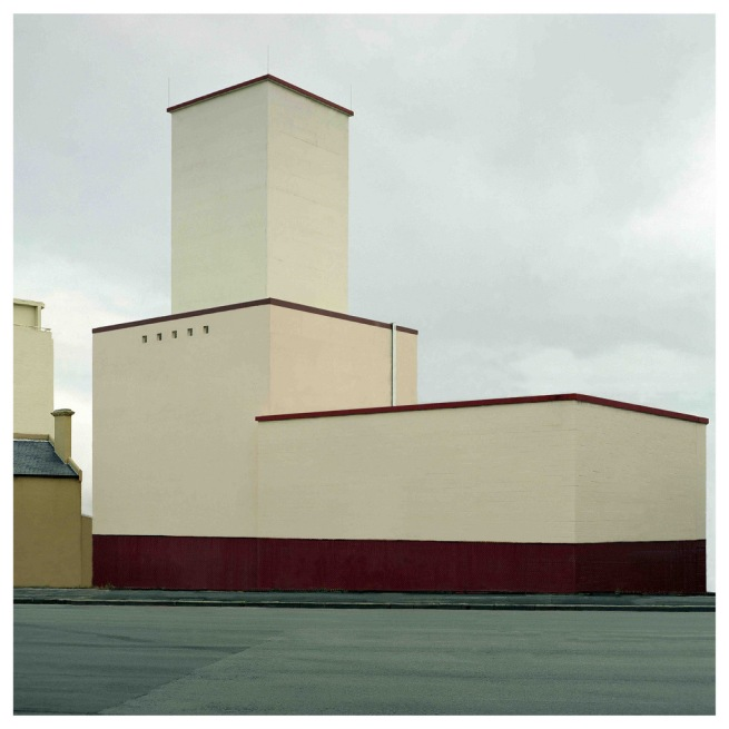 David Manley. 'Eastern Distributer exhaust stack' 2010
