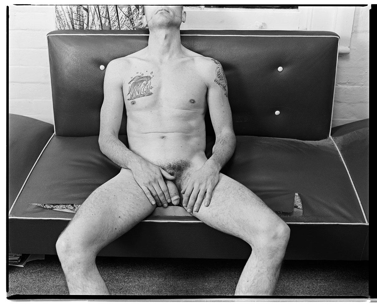 Male Nude Self Portrait