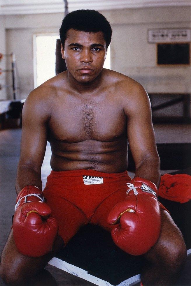 Gordon Parks. 'Muhammad Ali' 1970