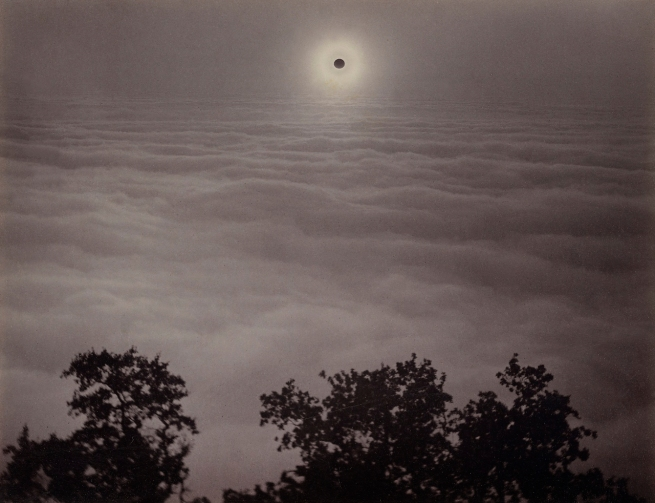 Carleton Watkins (American, 1829-1916) '[Solar Eclipse]' January 1, 1889
